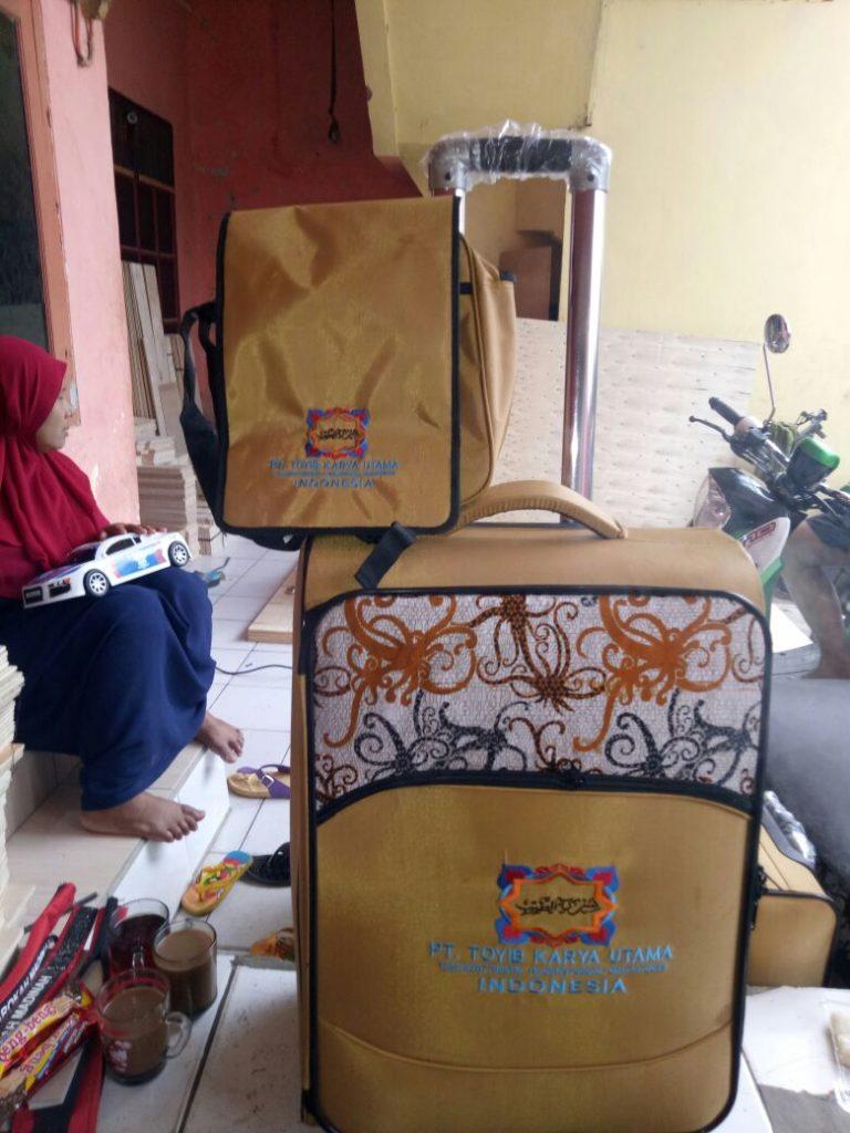 Produksi Tas Koper Umroh Kualitas Terbaik Harga Termurah di Pancoran Jakarta Selatan