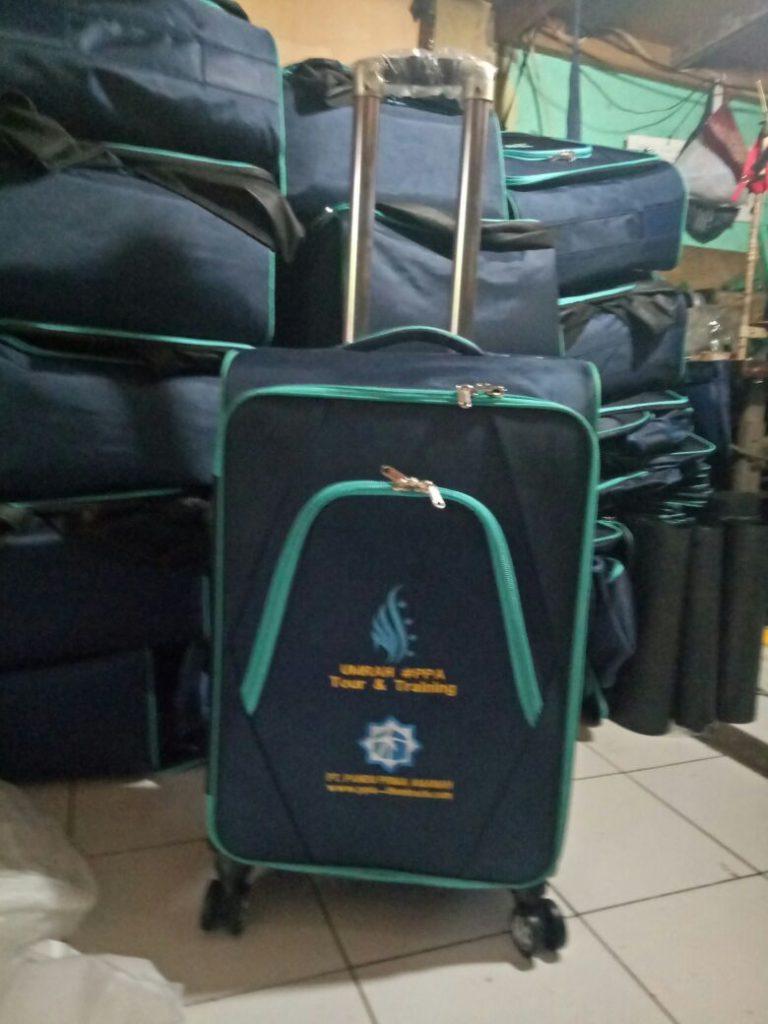 Distributor Tas Koper Umroh dan Haji Berkualitas Harga Murah di Krukut Jakarta Barat