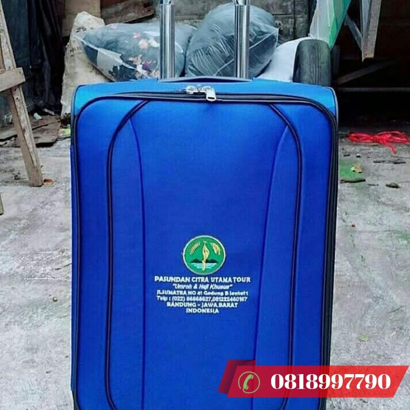 Distributor Tas Koper Fiber Untuk Agen Travel Umroh dan Haji Terbaik Harga Murah di Pluit Jakarta Utara, Hubungi 0818997790