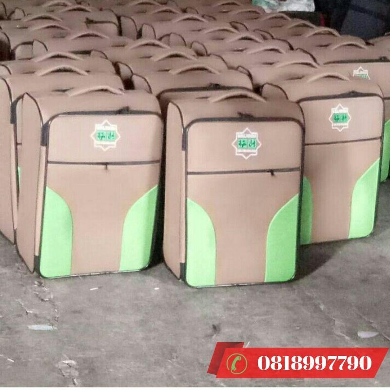 Distributor Tas Koper Fiber Untuk Agen Travel Umroh dan Haji Berkualitas Harga Termurah di Petogogan Jakarta Selatan, Hubungi 0818997790